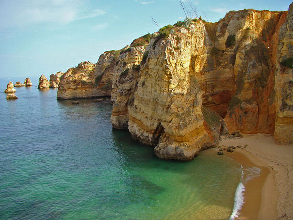lagos-coastline-portugal